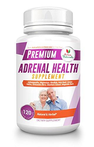 Adrenal Health Supplement Nutritional Supplements