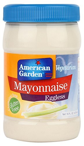 American Garden 1 Mayonnaise Eggless, 473Ml by American Garden