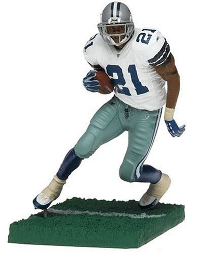 - NFL Series 11 Figure: Julius Jones, Dallas Cowboys White Jersey