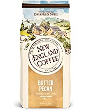 New England Coffee Ground Coffee, 11 Ounce (3 Count) Bag, Pack of 3
