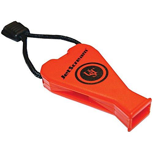 Ultimate Survival Technologies JetScream Floating Whistle, Orange by Ultimate Survival Technologies