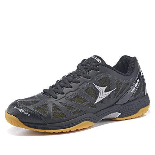 SUNTECHスポーツシューズバドミントンシューズメンズシューズバドミントンの靴通気性の滑り止めダンピング