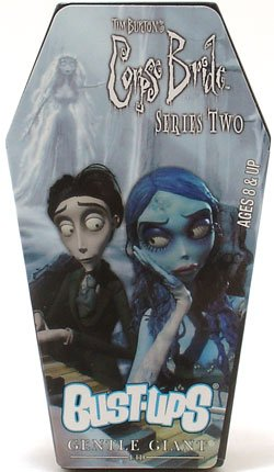 The Corpse Bride Bust Ups Series 2 Bride And Victor