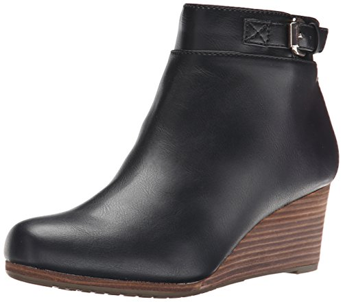 Pictures of Dr. Scholl's Women's Daina Boot Black Black 1