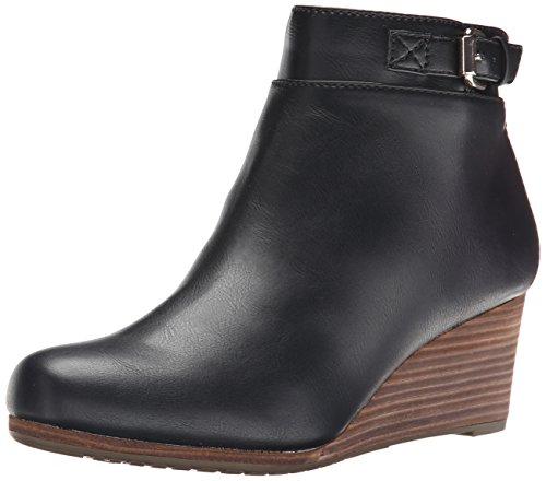 Dr. Scholls Womens Daina Boot Noir