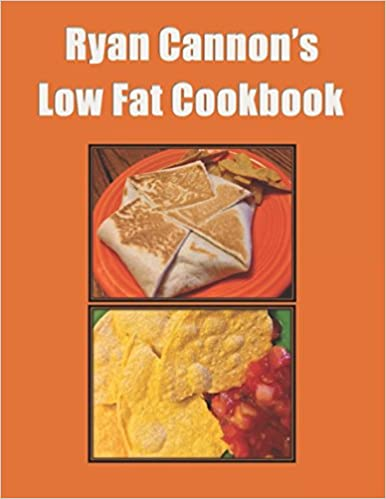 Book Ryan Cannon's Low Fat Cookbook