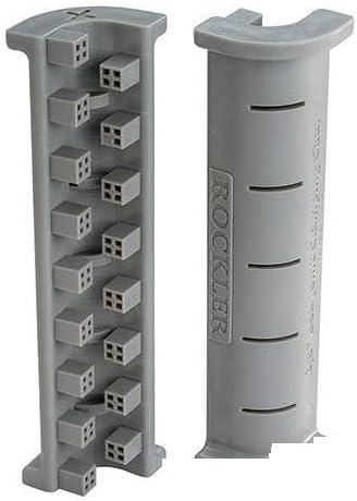 Rockler 570202 Box Joint Cauls 3//8