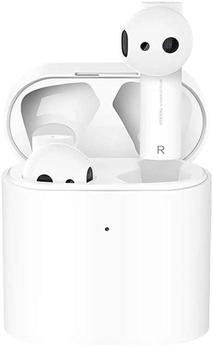 Amazon Com Gooplayer For Xiaomi Air 2 Bluetooth Earphones Mi Bluetooth 5 0 Tws Binaural Earbuds Dual Enc Mic Lhdc True Wireless Headset Airdots Pro 2 Home Audio Theater