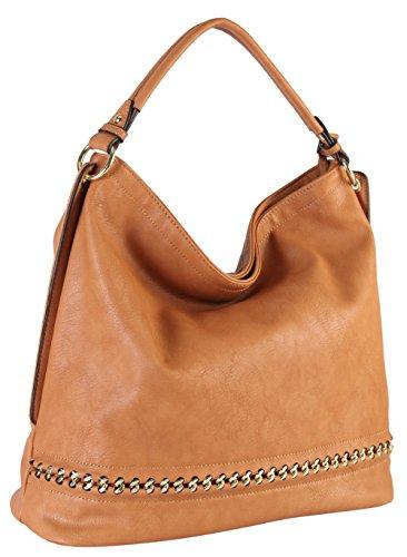 PU Purse 2671 WY SZ Casual Pink Womens Rimen 2671 Wy amp; cwuPNDHniV Handbag Multi Large Hobo 2680 Spaced Leather xqBEOz