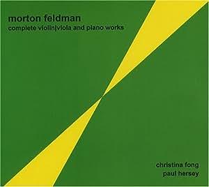 Complete Violin Viola & Piano Works/Christina Fong