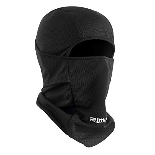 Botack Ice Silk Balaclava UV Protection Windproof Breathable Full Face Mask Adjustable Cycling Hiking Mask for Men Women