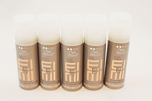 - Wella Professionals EIMI Root Shoot Precise Root Mousse 1.5 Oz Each by Wella Professionals Lot of 5 Mini Travel Size