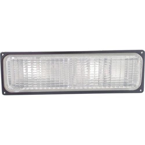 Price comparison product image MAPM Premium C / K FULL SIZE PICKUP 88-89 SIGNAL LAMP RH,  Lens and Housing