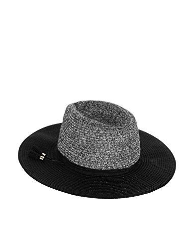 Accessorize-Two-Tone-Marl-Fedora-Hat-womens