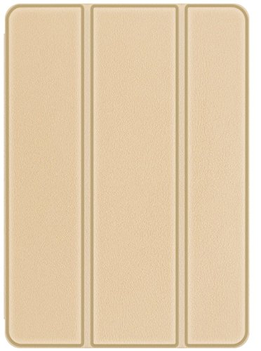 "74 opinioni per JETech 0469C-CS-IPAD-AIR-GD 9.7"" Custodia a libro Oro custodia per tablet"