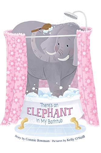 Elephant Bathtub - There's an Elephant in My Bathtub