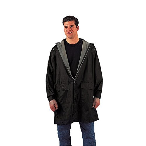 - Reversible 3/4 Length Rain Parks (Small)