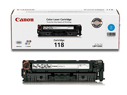 Canon Original 118 Toner Cartridge