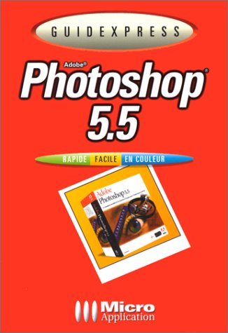 PHOTOSHOP 5.5 (Informatique)