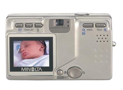 amazon com minolta dimage g500 5mp digital camera w 3x optical rh amazon com Minolta DiMAGE Scan Dual Minolta DiMAGE Scanner