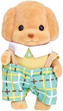 실바 니 안 패밀리 인형 푸 소년 / Sylvanian Family Doll Toy Poodle Boys