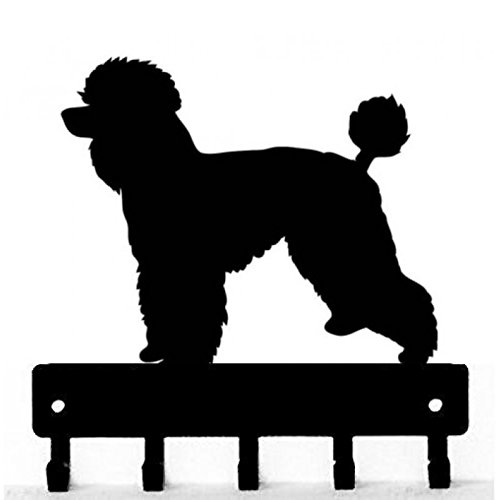 The Metal Peddler Poodle Natural Cut - Perchero para Llave ...