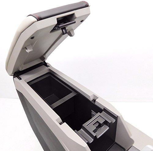 New OEM GMC Terrain 3.6L Floor Console Brownstone/Black W/ Shift Knob 23461371 by GMC (Image #3)