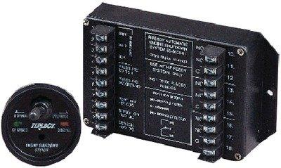 Fireboy Automatic Engine Shutdown System (5) 10 Amp Conto...