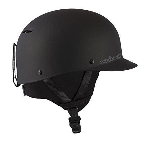 SANDBOX Classic 2.0 Apex Snow Helmet, Graphite, Medium