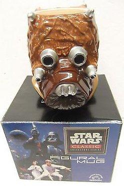 (Star Wars Tusken Raider Classic Figural Mug)