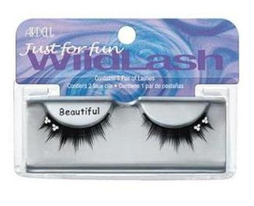 8d3edd2475a Buy Ardell Runway Thick Fake Eye Lashes, No.03 Beautiful Cluster Stones on  Outer Edge Online at Low Prices in India - Amazon.in