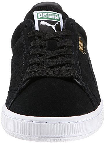 Puma  - Zapatillas para mujer Black-Team Gold-White
