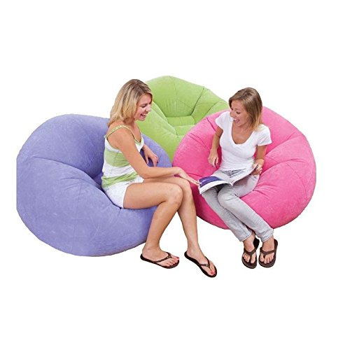 INTEX Pop - Sillón pera Hinchable 1.07 m x 1.04 MX 69 cm ...