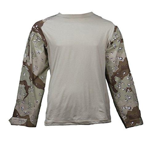 Military 3 Color Desert Shirt - 2