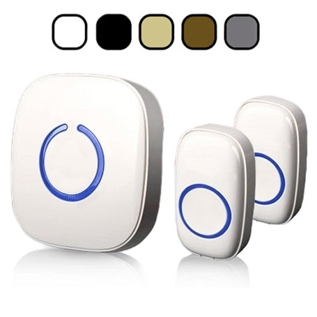 SadoTech Model CX Wireless Doorbell with - Replacement Plug Button Kit Shopping Results