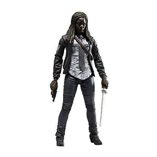 McFarlane Toys The Walking Dead TV Series 9 Constable Michonne Action Figure New