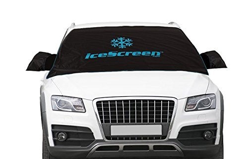 icescreen DeluxePLUS ~ All in 1 ~ Windshield - Mirrors - Wipers Cover