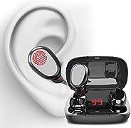 (2021 Nuevo modelo)Los nuevos audífonos bluetooth de Cheelom, audífonos para juegos de entretenimiento, IPX8 I