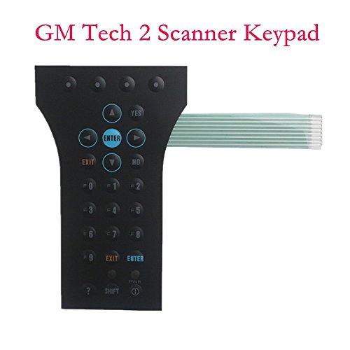 gm tech 2 scanner keypad for gm tech 2 diagnostic scan. Black Bedroom Furniture Sets. Home Design Ideas