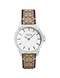 Coach 14501525 Ladies Classic Signature Brown Watch