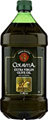 Colavita Extra Virgin olive oil is the perfect every day oil with delicate flavor that has the perfect balance of fruity and spicy notes. We have sourced selections from new harvest oils to create this traditional Colavita flavor, which has b...