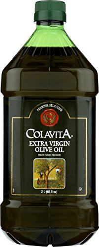 Colavita Extra Virgin Olive Oil, First Cold Pressed, (2 Liters) 68 fl. oz.