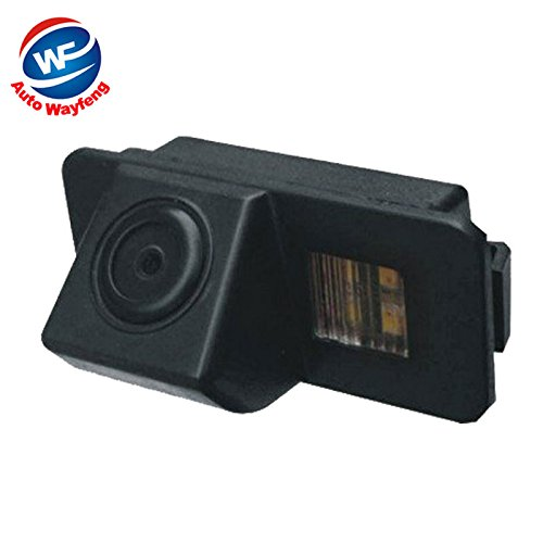 Auto Wayfeng WF CCD Color Chip Car Back up Rear View Reverse Parking Camera for Ford Mondeo/Fiesta/Focus Hatchback/S-Max/KUGA