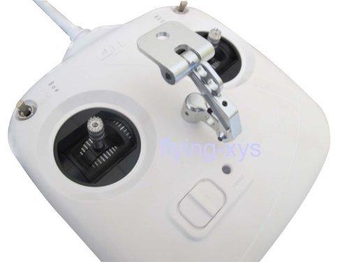 Qiyun FPV LCD Monitor Mount Bracket Support for DJI Phantom Jr Futaba Transmitter