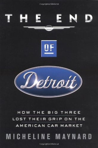 2008 Toyota Corolla - The End of Detroit: How the Big Three Lost Their Grip on the American Car Market