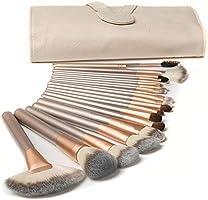 Makeup Brushes Set,TERSELY 18 Pcs Professional Make up Brush Tools kit Synthetic Kabuki Face Blush Lip Eyeshadow Eyeliner...