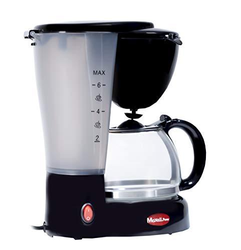 CAFETERA DE GOTEO ELECTRICA CAFE AMERICANO EXPRESS EXTRAIBLE 4 6 TAZAS 0,6L 550W
