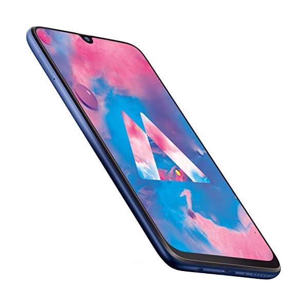 Samsung Galaxy M30 (Gradation Blue, 6+128 GB)
