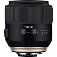 Tamron interchangeable lenses SP 85mm F / 1.8 Di USD Model F016 [Sony A (α) mount](Japan Import-No Warranty)
