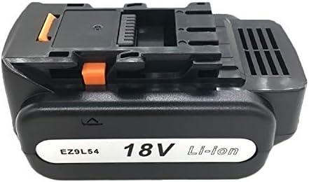 @NSS Panasonic パナソニック EZ9L54 EZ9L50 18V 6000mAh 互換 バッテリー EZ9L54ST SONYセル内蔵 EZ0L81 対応 電動工具用 互換バッテリー